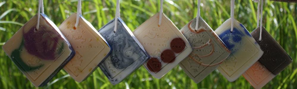 savons naturels biologiques au beurre de karité et huile de coco
